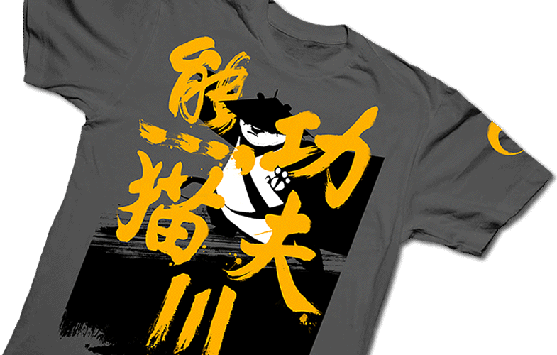 Dreamworks KungFu Panda T-shirt Production